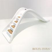 Ritzy-Slide- White studio